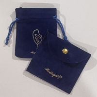 Medjugorje Leather Rosary Pouch